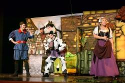 La Concejalía de Cultura de Paiporta ofrece teatro gratuito en inglés para más de 2.700 escolares de la localidad