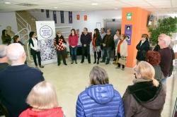 El Ayuntamiento de Paiporta inaugura la exposición 'Marea de frases violetes' con motivo del Día Contra la Violencia Machista