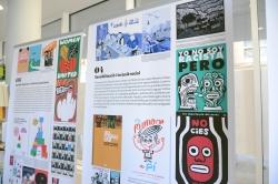 'Ilustración, cómic y compromiso social' en la Biblioteca Pública Maria Moliner de Paiporta
