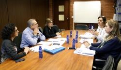 Paiporta trabaja con la conselleria de Educación por la implantación del Pla Edificant de mejora de los centros educativos