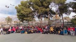Deporte combinado y con el compañerismo como bandera entre el alumnado de Picassent