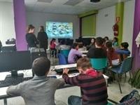 FEBRERO, MES DE LA INTERNET SEGURA EL CENTRO CONECTA MOLINO EN SILLA