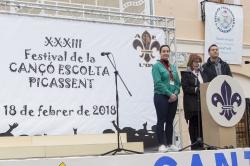Picassent acull la 33a edició del festival de la cançó escolta