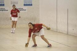 Ana de Beniparrell y Fanni de Beniarbeig reinas del sub-23 de raspall femenino