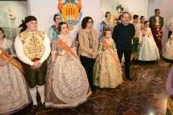 La 'Exposició del Ninot' se inaugura en el Museu de la Rajoleria y estará abierta hasta el día de la 'Plantà'
