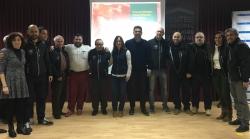 Alfafar, sede de la presentación del V Circuito Solidario de l'Horta Sud-Caixa Popular