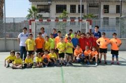 Casi 450 niños y niñas participan en el Encuentro Comarcal de Escuelas Deportivas de Paiporta