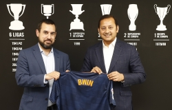 El Valencia CF y bwin renuevan su contrato de patrocinio hasta junio de 2020