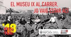 EL MUSEU DE LA RAJOLERIA SALE A LA CALLE CON UNA EXPOSICION URBANA DE FOTOS ANTIGUAS CON MOTIVO DE LAS FIESTAS POPULARES