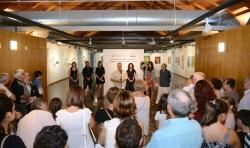 Exposición de Marta Contel y Gilberto Gallardo en el Museu de la Rajoleria de Paiporta