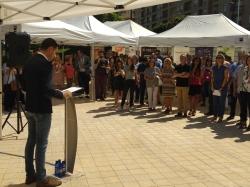 El presidente de la Manconunitat anuncia nuevas acciones por el crecimiento de l'Horta Sud