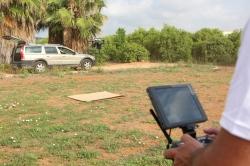 Picassent adquiere un dron que vigilará el término como elemento disuasorio de los robos