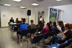 Formación, empleo y emprendimiento en las III Jornadas de movilidad internacional de Alfafar