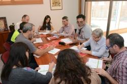 Reunió de coordinació per al festival de narració oral Paiporta Món de Contes