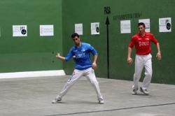 Pasqual de La Pobla y Alejandro de Paterna finalistas del Individual de Frontón