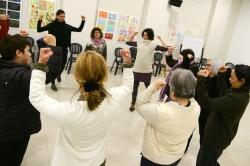 Inaugurada la exposición Maestras del Pincel en el Ayuntamiento de Paiporta