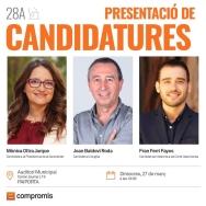 Oltra, Baldoví y Ferri presentarán candidaturas en Paiporta
