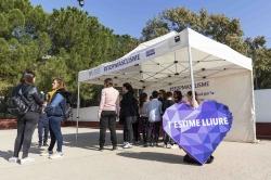El Ayuntamiento de Picassent lleva a cabo la Campaña «Per Sant Valentí, t'estime lliure»
