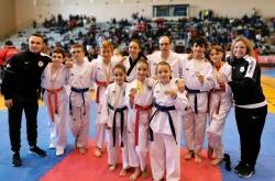 El club PIAAM de Paiporta consigue el oro en parataekwondo en la Liga Autonómica