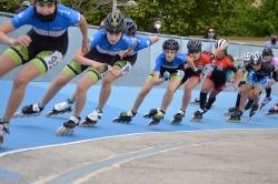 El Club de Patinaje de Velocidad consigue 17 medallas en el Campeonato Autonómico celebrado en Paiporta
