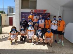 La Universitat de València, campeona absoluta del autonómico de pelota valenciana