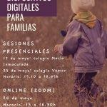 Alfafar forma a las familias sobre el uso de los menores de dispositivos digitales