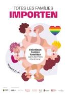 Aldaia amb la celebració de lorgull LGTBI i la diversitat familiar