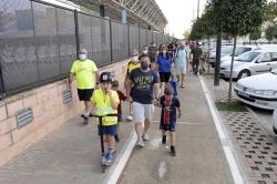 Paiporta celebra este miércoles el día sin coche, dentro de la Semana Europea de la Movilidad