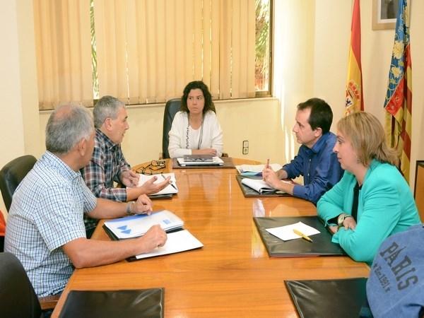 Continúa adelante la Estrategia de Desarrollo Urbano Sostenible (EDUSI) entre Benetússer, Picanya y Paiporta con una reunión de coordinación