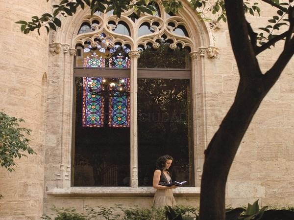 La Lonja acoge este miércoles el concierto 'La Ruta de la Seda: Oriente y el Mediterráneo' de Capella de Ministrers
