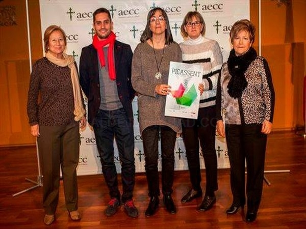 Picassent en el Run Cancer Circuito AECC Valencia 2017