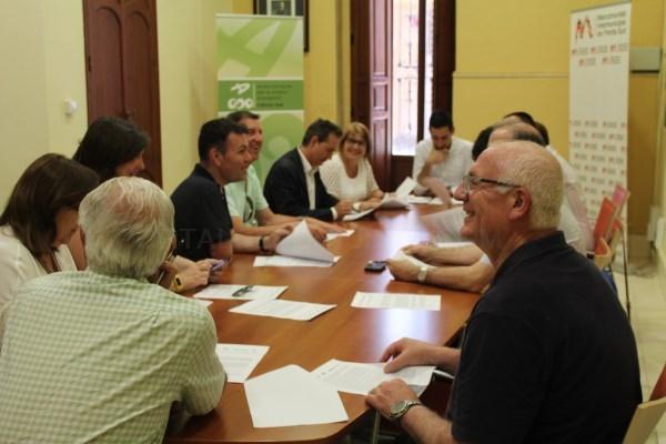 Paiporta acogerá el próximo 29 de junio una de los encuentros informativos y de debate presencial sobre la nueva Ley de participación ciudadana y apoy