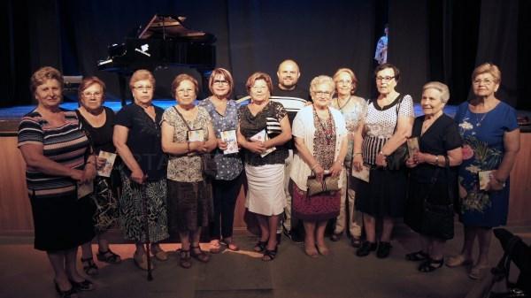 La Concejalía de los Mayores clausura el curso 2016-2017 con un concierto de Zarzuela