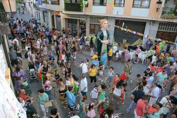 Abierta la inscripción para la Cena Popular, la Fiesta del Melonet, y el resto de actividades participativas de las Fiestas Populares 2017 de Paiporta