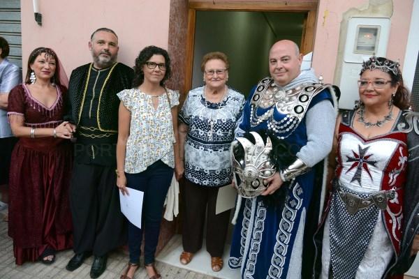 Las Fiestas Populares de Paiporta llegan a las casas de las personas mayores