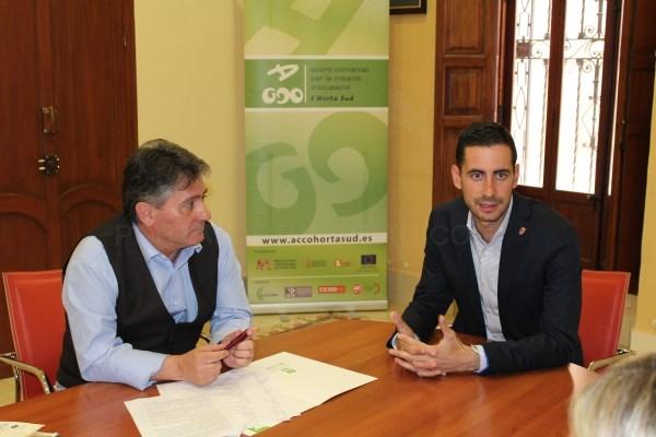 El equipo de trabajo del poyecto Avalem Territori en l'Horta Sud ya ha concluido las 38 entrevistas del trabajo de campo