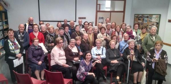 Salud y formación para nuestros mayores de Picassent!
