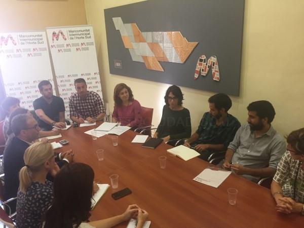 La Mancomunitat renueva su contrato de asesoramiento antideshaucios hasta diciembre de 2019