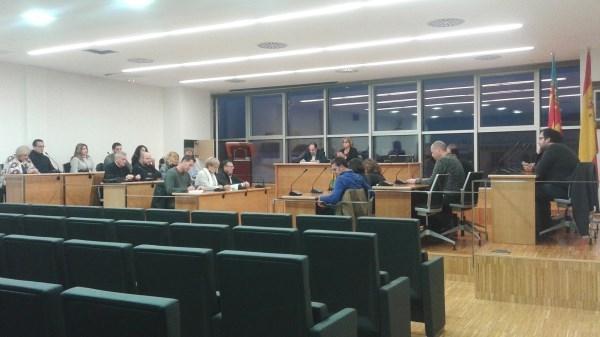 El pleno municipal de Picassent aprueba por unanimidad la Estrategia de Desarrollo Urbana Sostenible (Edusi)