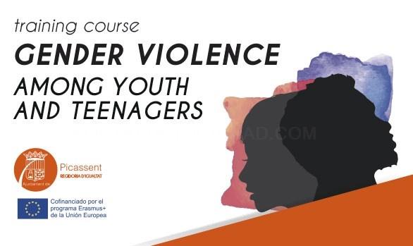 """Picassent organiza el curso """"Violencia de género entre jóvenes y adolescentes"""", un proyecto cofinanciado por el programa Erasmus + de la Unión Europea"""