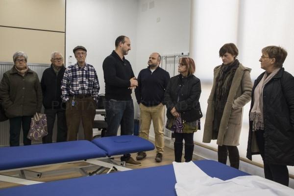 El Ayuntamiento de Picassent mejora el servicio de fisioterapia municipal con unas nuevas instalaciones en el Centro Social