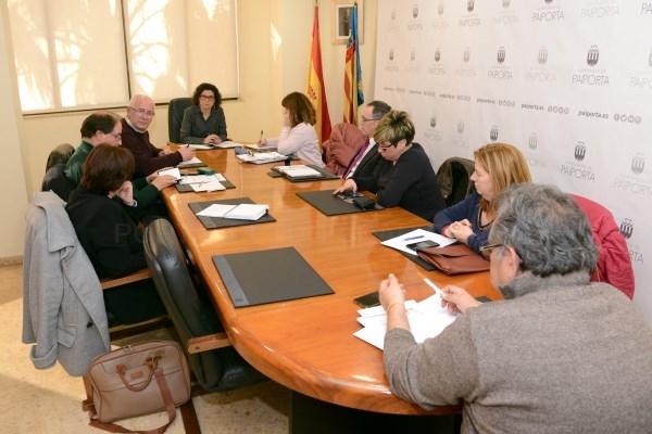 El Consejo Local de Comercio de Paiporta planifica las actividades de apoyo y promoción para este año