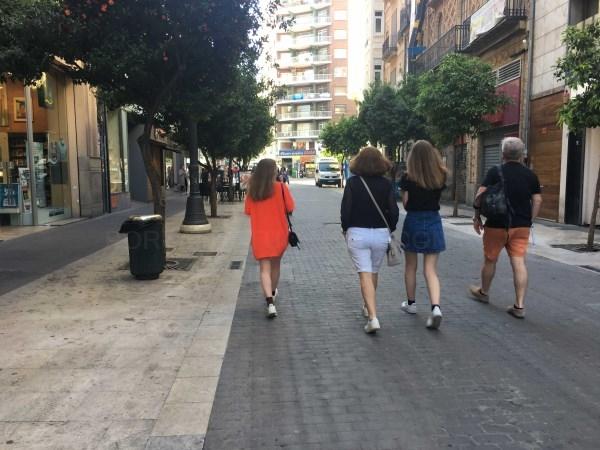 La plataforma València Camina para fomentar los derechos de los viandantes se presenta mañana miércoles en La Nau