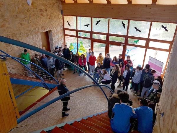 El módulo grupal de Jove Oportunitat -JOOP -del IVAJ reúne a jóvenes de Alzira, Carcaixent, Carlet, Silla y Tavernes