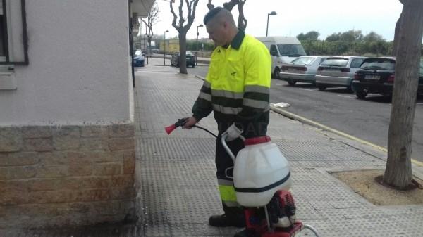 Alfafar mejora el sistema de limpieza