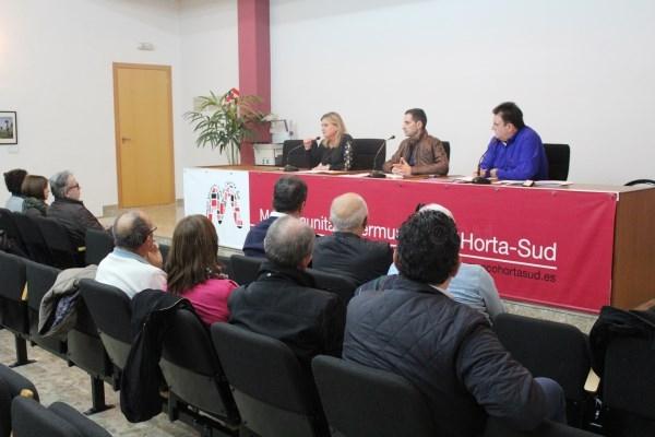 El pleno de la Mancomunitat de l'Horta Sud aprueba el presupuesto para 2018
