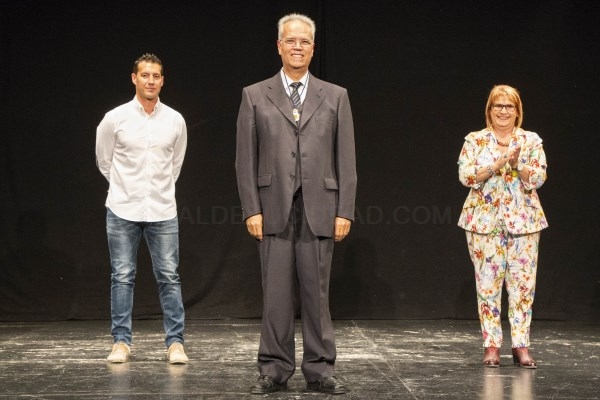 Enric Romaguera Belenguer ya es Hijo Predilecto de Picassent
