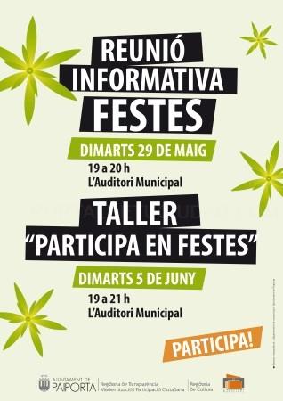 La ciutadanía de Paiporta evaluará las Fiestas 2017 y preparará las de este año