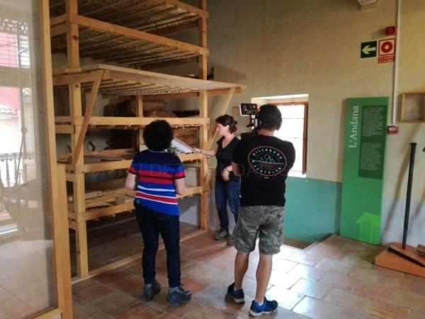 El Museu Comarcal de l'Horta Sud, en TVE