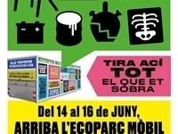 EL ECOPARQUE MÓVIL DEL EMTRE VISITARÁ SILLA DESDE EL 14 HASTA EL 16 DE JUNIO